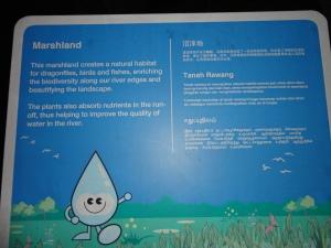 Pandan Reservoir Marsh;and