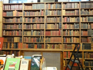 Vintage Books at The Strand