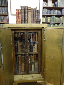 Vintage books in a Vault @ The Strand