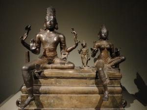 Siva & Parvathi