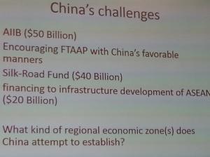 Why China matters ?