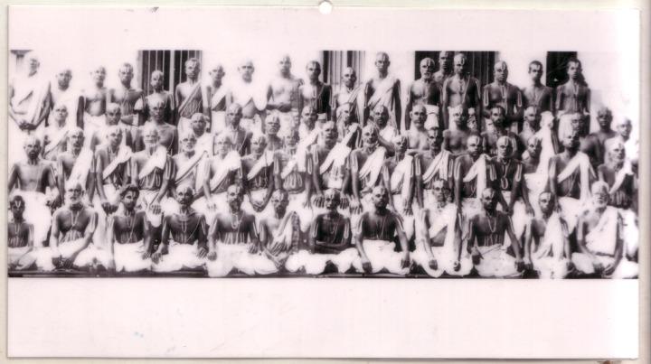 தேரழுந்தூர் பாராயண கோஷ்டி