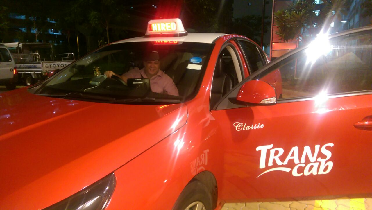 [PERSPECTIVE] Racism and Taxi Drivers