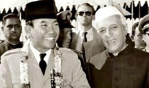 Nehru Sukarno