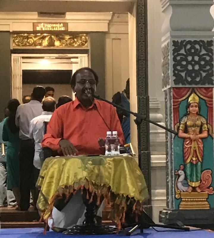 திருமங்கையாழ்வார் சொற்பொழிவு