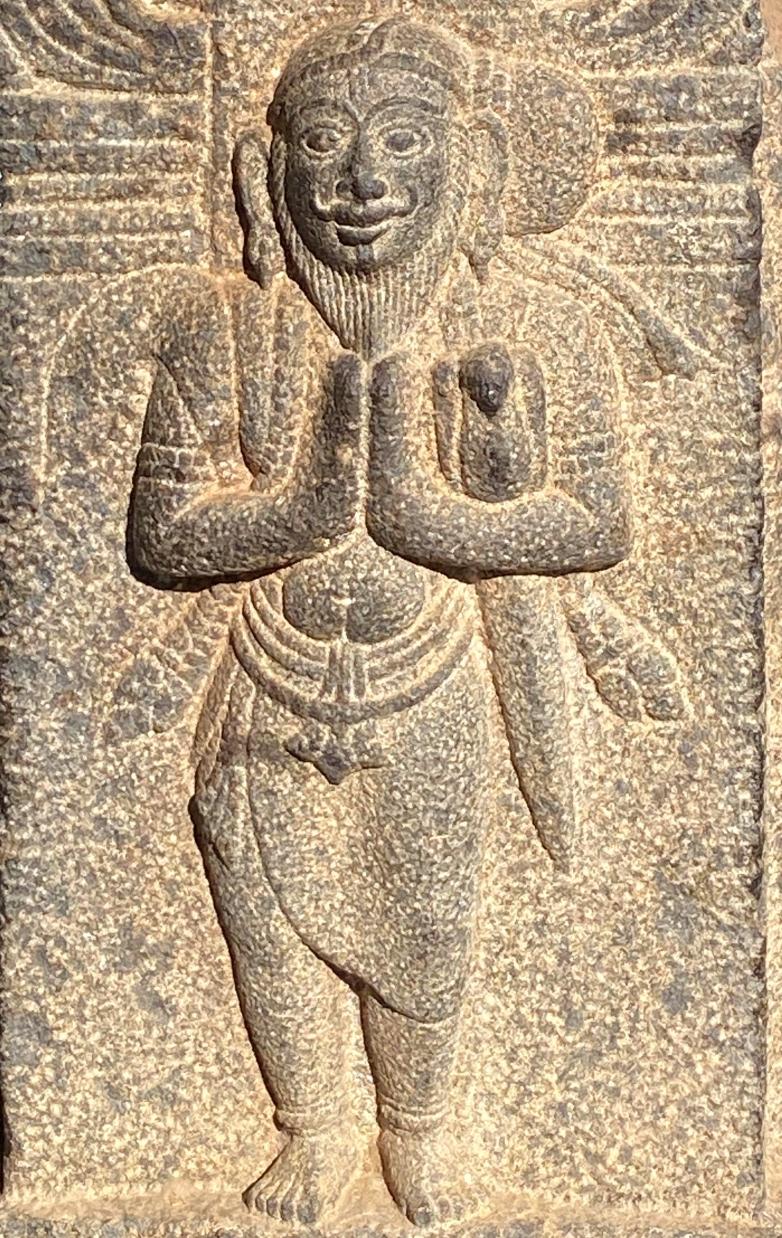 தூண் வீரர் பக்தர்